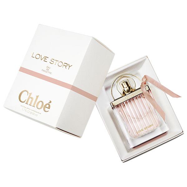 chloe parfym love story